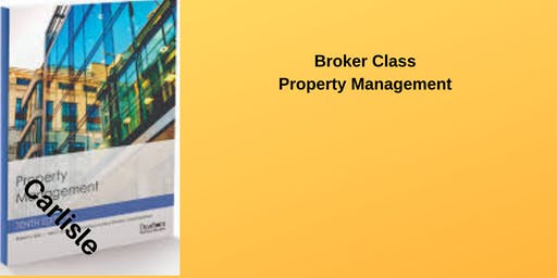Broker Class-Property Management