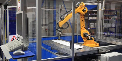 FANUC – Handling Tool Operation and Programming (XIND 240 01)