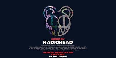 Songs by Radiohead @ Barracuda Austin