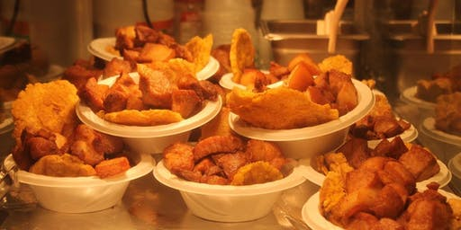 Thursday Street Food Series: Puerto Rico