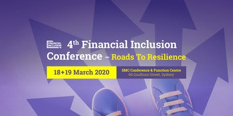 4th Financial Inclusion Conference - Roads to Resilience tickets