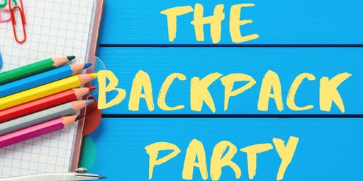 Vision Driven presents The Backpack Party