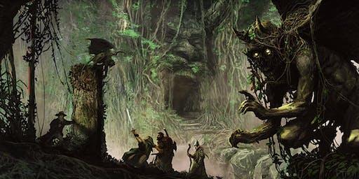 D&D One Shots - Into the Jungle!