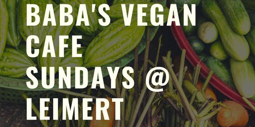 Baba's Famous Vegan Sunday Pop Up