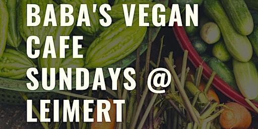 Baba's Famous Vegan Sunday Pop Up