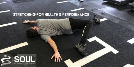 Stretching for Health & Performance