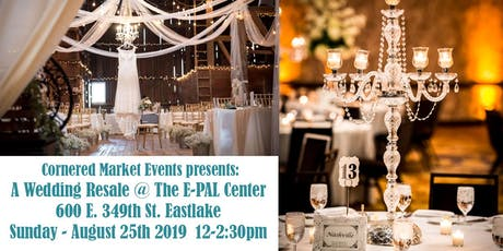 Wedding Resale Event tickets
