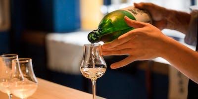 Sake Tasting Workshop, 8/24 利き酒ワークショップ