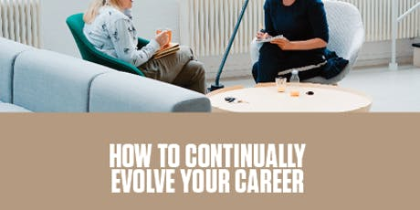Business Breakfast Series: How to continually evolve your career tickets