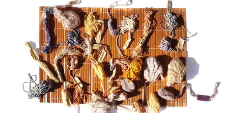 Anna and Faith - Botanical Dyeing with Natural scraps tickets
