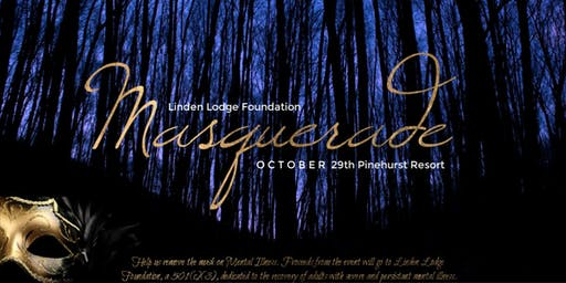 Unmasking Mental Illness -A Masquerade Benefit Ball