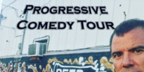The Progressive Comedy Tour w/ Graham Elwood and Ron Placone tickets