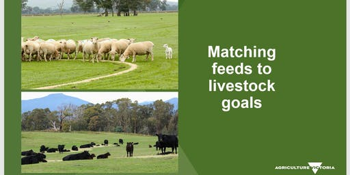 Matching Feed to Livestock Goals - Euroa