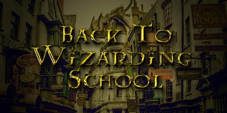 Back To Wizard School Dance & Talent Show tickets