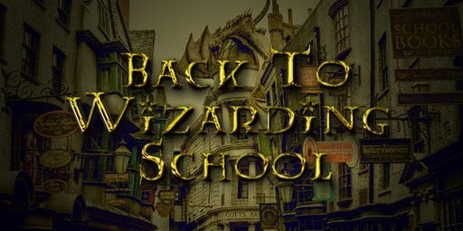 Back To Wizard School Dance & Talent Show