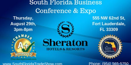 South Florida Business Conference & Expo 2019 tickets