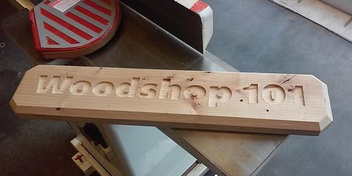 Intro to the Wood Shop