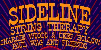 Sideline live at the Elks