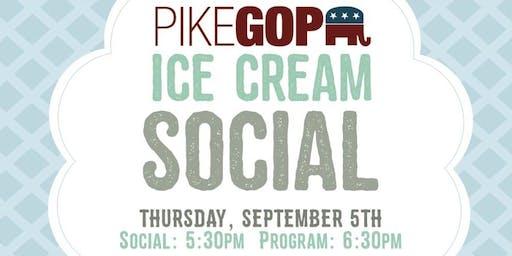 Pike Twp. GOP Ice Cream Social