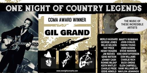 One Night of Country Legends