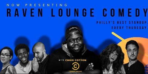 Raven Lounge Comedy