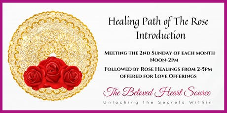 Rose Healing Sessions tickets