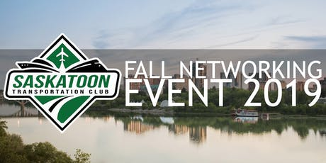 Saskatoon Transportation Club - Fall Networking Event tickets