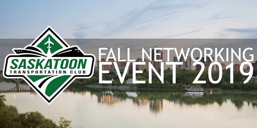 Saskatoon Transportation Club - Fall Networking Event