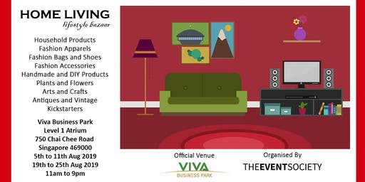 Home Living Lifestyle Bazaar at Viva Business Park