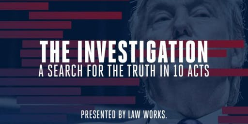 "Viewing Party: ""The Investigation: A Crime in Ten Acts"""