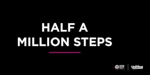 Half A Million Steps Screening at Parramatta Mission