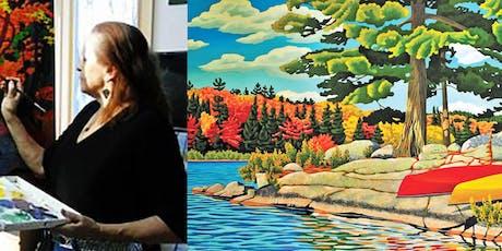 Painting Workshop with Linda Sorensen tickets