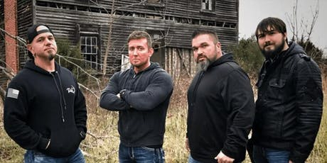 Ghost Hunt with the Tennessee Wraith Chasers tickets