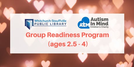Group Readiness Program (Autism in Mind) tickets