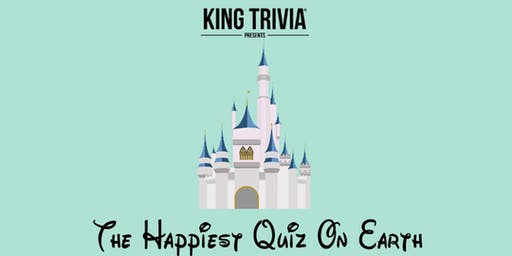 King Trivia Presents: A Disneyland Themed Event.