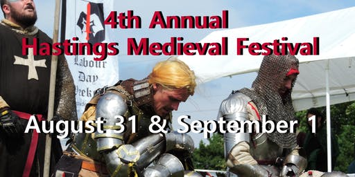 Hastings Medieval Festival 2019, 4th Annual