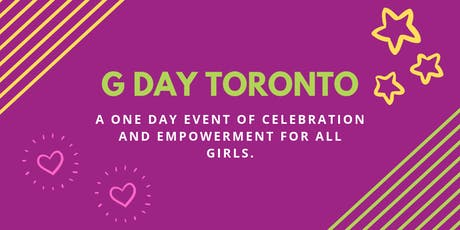 G Day Toronto 2019 tickets