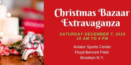 Christmas Bazaar Extravaganza tickets