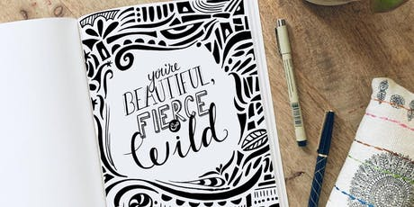 Sketch + Sip: Explore Your Creativity through Freestyle Drawing tickets