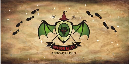 Dragon Alley - A Wizard's Fest - Wizarding Workshops