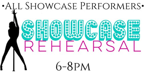 Saturday 8/17-- Showcase Rehearsal
