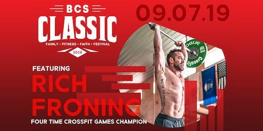 BCS CLASSIC - Family Fitness Faith Festival