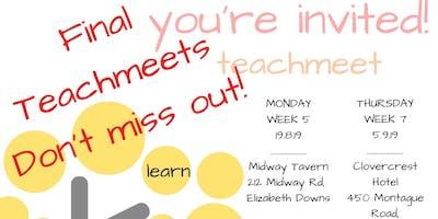 Teachmeet - Elizabeth