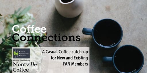 FAN Coffee Connections August