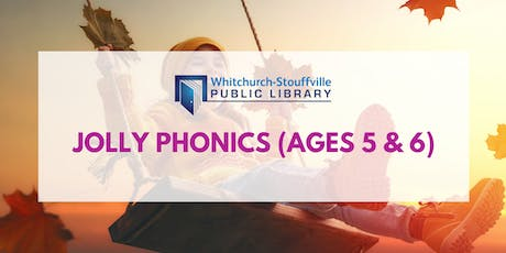 Jolly Phonics (ages 5-6) entradas