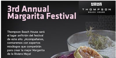 3rd Annual Margarita Festival at Thompson Beach House