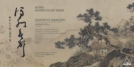 Aura Warhouse Rave tickets