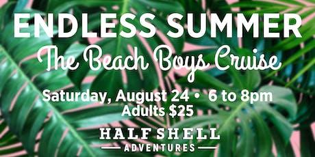 Endless Summer: The Beach Boys Cruise tickets
