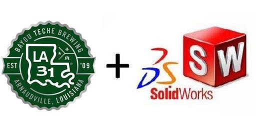 Central Louisiana Solidworks User Group Meeting - NEXT DATE! Tuesday, August 20th