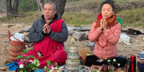 Cleansing the Elements with Khandro Thrinlay Chodon Perth 2019 tickets